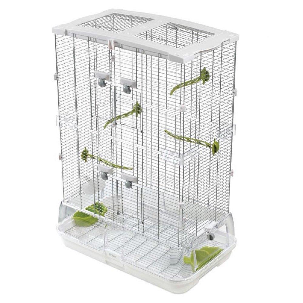 Jaula de pájaros de Hagen Vision para pájaros medianos: Amazon.es ...