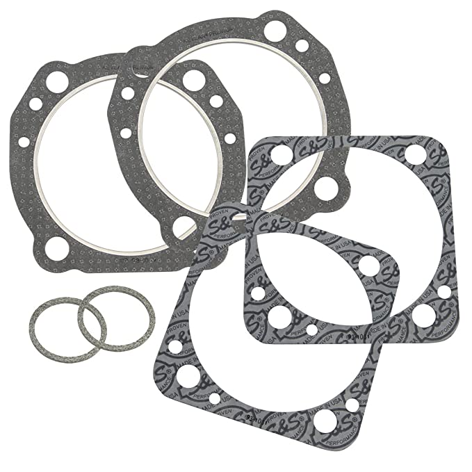 Amazon Com Ss Cycle 4 Cylinder Head Install Gasket Kit 90 1909