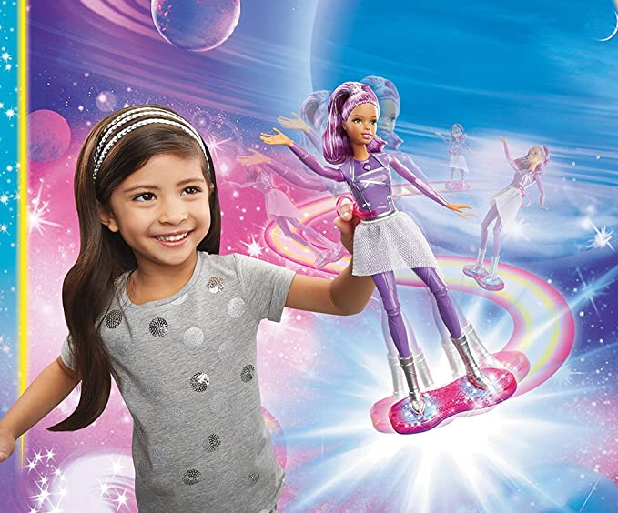 Amazon.es: Barbie - Muñeca Fashion, Skate galáctico, Aventura en ...