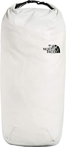 The North Face Flyweight Rolltop, Tin Grey TNF Black, OS