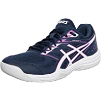 ASICS Upcourt 4, Indoor Court Shoe Mujer