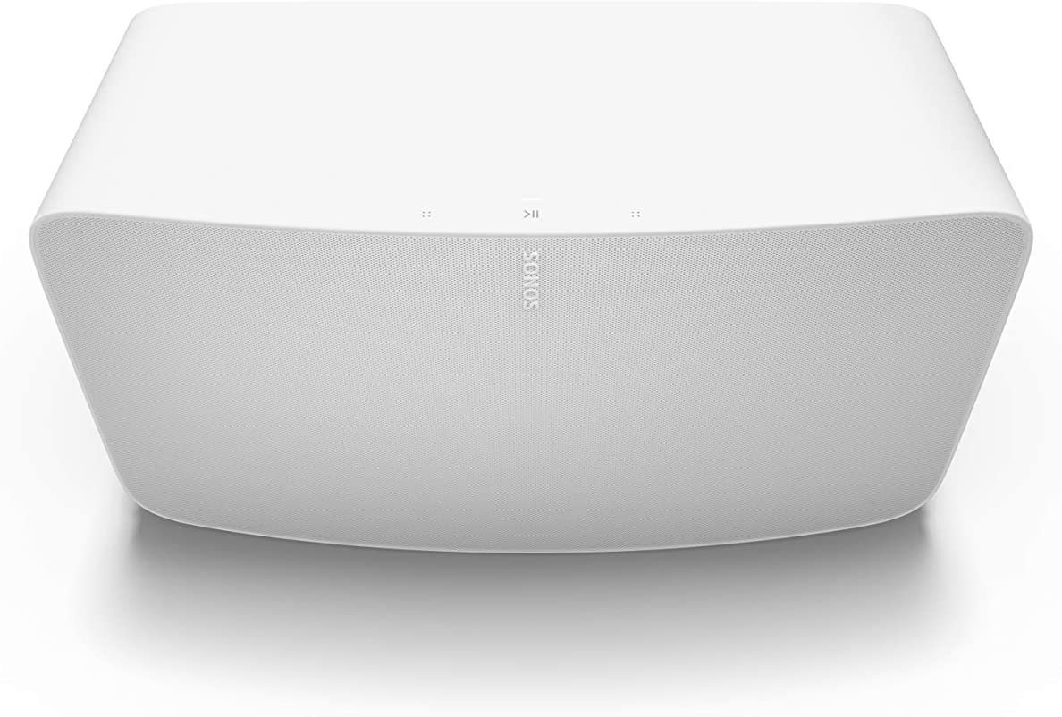 Sonos Five - The high-Fidelity Speaker for Superior Sound - White