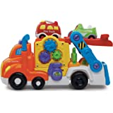 VTech Baby 189503 Toot-Toot Drivers Refresh Car Carrier - Multi-color