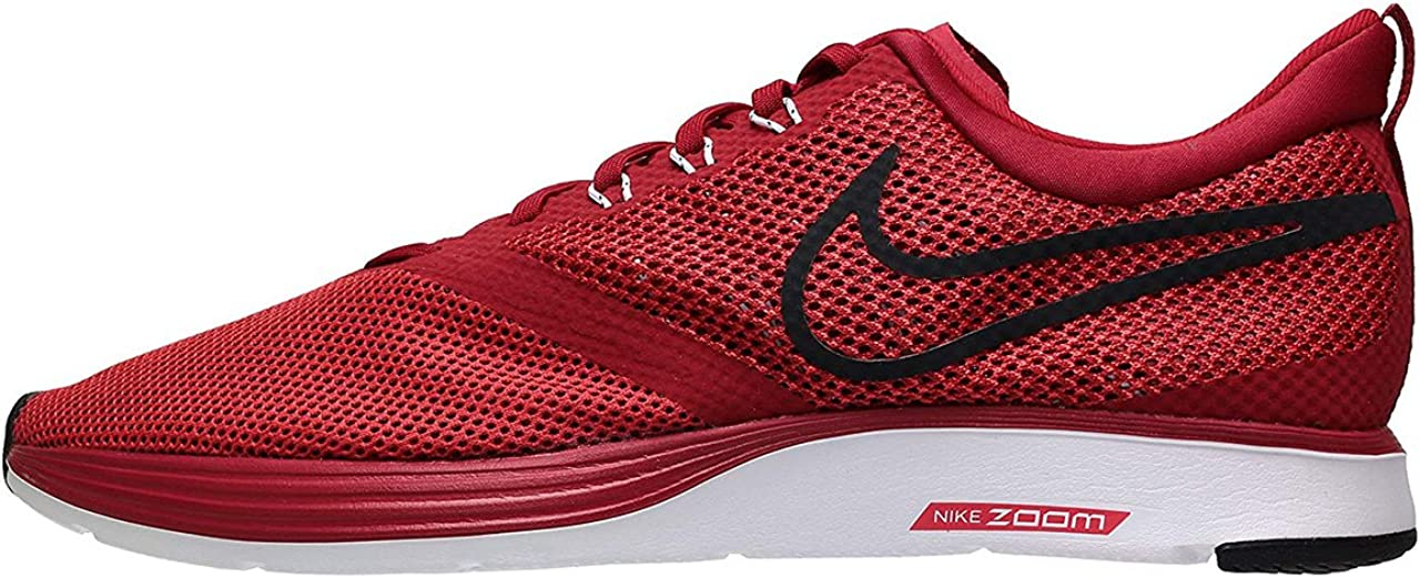 M Nike Zoom Strike Mens Running Shoes US, Gym Red//Anthracite - Speed Red 11.5 D