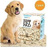 almohadillas para orejas lavables para perros (2 unidades) – almohadillas para orejas reutilizables para cachorros tamaño XL