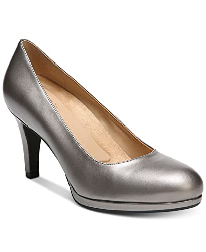 86fd79195a6 Image Unavailable. Image not available for. Color  Naturalizer Womens  Michelle Closed Toe Classic Pumps ...
