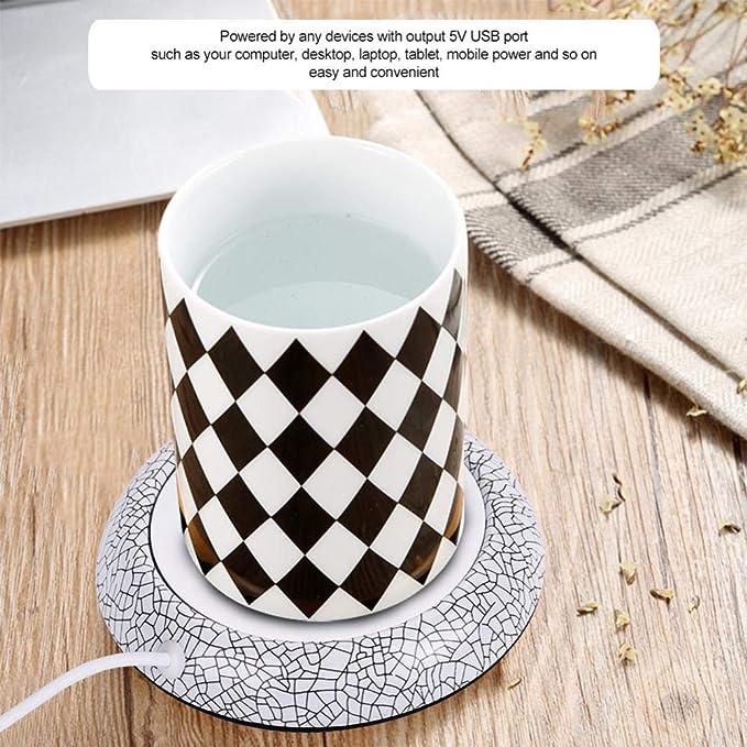 Amazon.com: Calentador de tazas de té, calentador de té ...