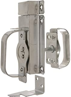 Incroyable The Hillman Group 851904 Swinging Door Latch  Zinc Plated 1 Pack