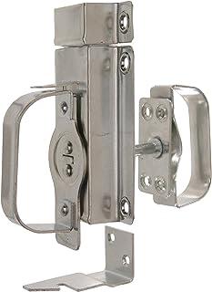 The Hillman Group 851904 Swinging Door Latch- Zinc Plated 1-Pack  sc 1 st  Amazon.com & Swinging Door Latch - - Amazon.com