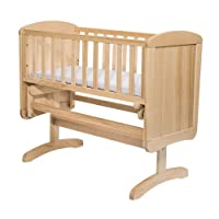 Mothercare Deluxe Gliding Crib (Natural)
