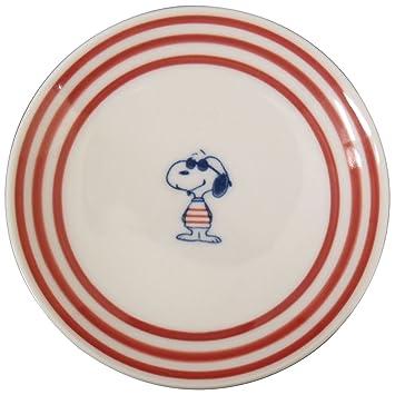 Hasami Ware Peanuts Snoopy Dish Plate (Joe Cool)  sc 1 st  Amazon.com & Amazon.com | Hasami Ware Peanuts Snoopy Dish Plate (Joe Cool ...