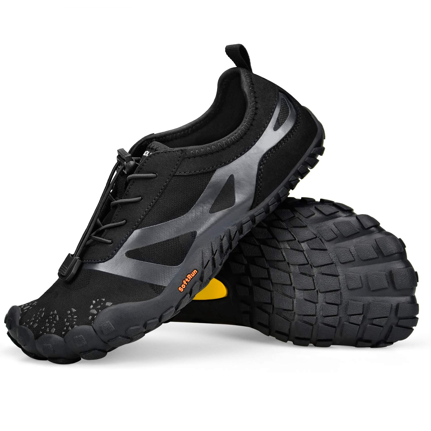 Troadlop Mens Hiking Shoes Quick Drying Outdoor Running Sneakers