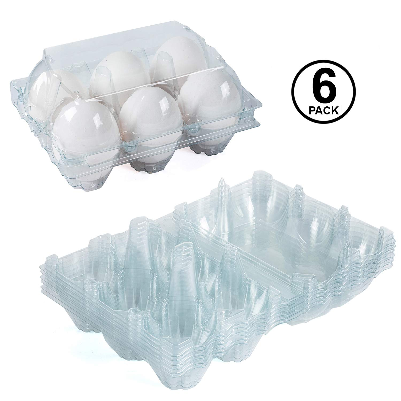 Plastic Egg Cartons each
