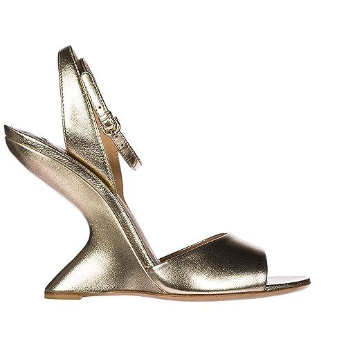 8b6e9b1aaef Salvatore Ferragamo Women Arsina Sandals oro  Amazon.co.uk  Shoes   Bags
