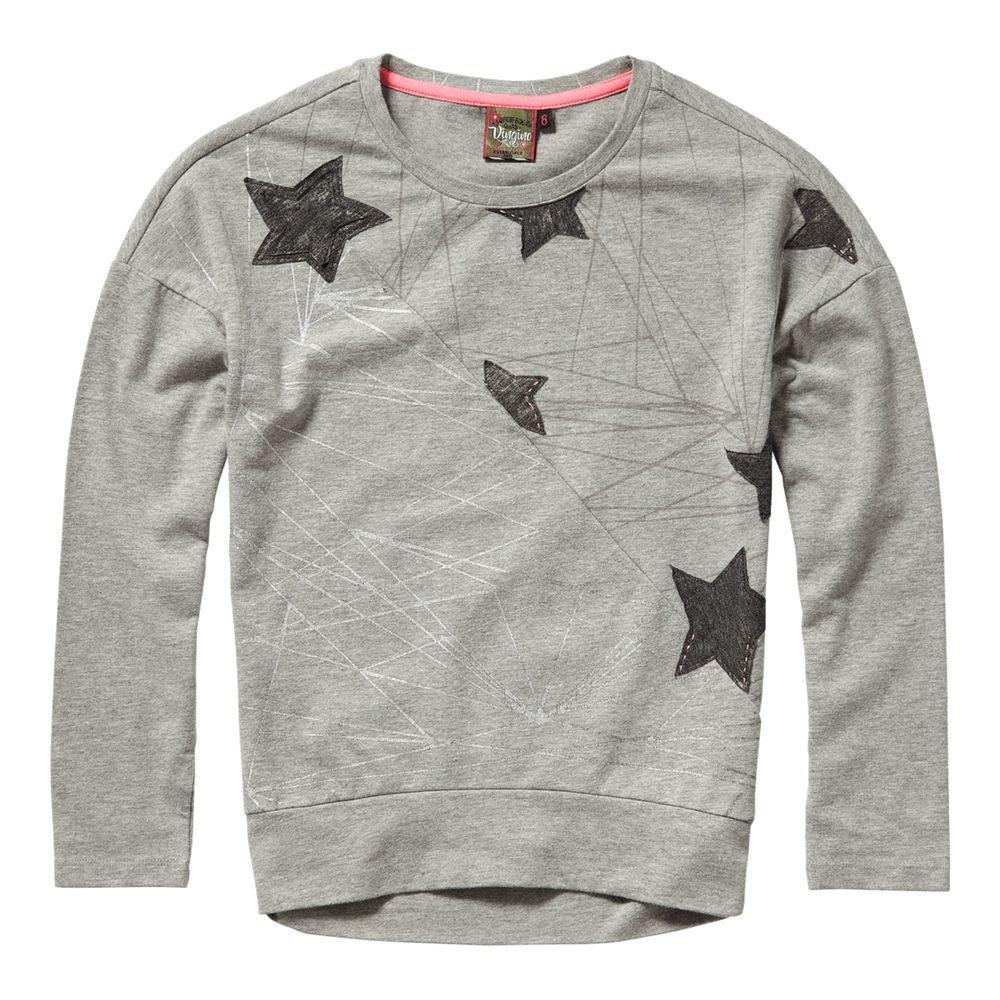 Vingino Sweatshirt Juliette grey mele