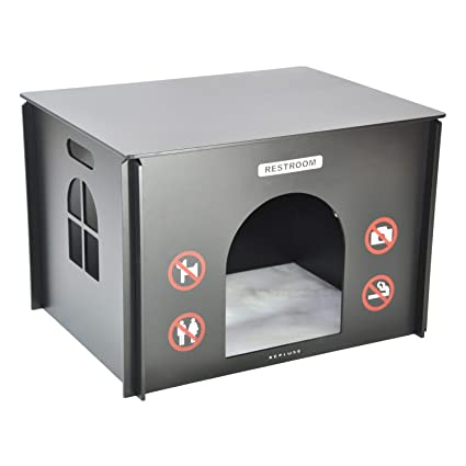 wolters Cat & Dog – REPlus – mascotas – Perros Gatos Cachorros inodoro & Caseta de