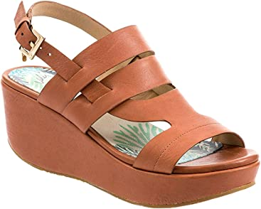 VELEZ Women Genuine Colombian Leather Platform Sandals | Sandalias de Cuero
