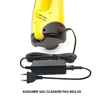 chargeur batterie karcher wv 50