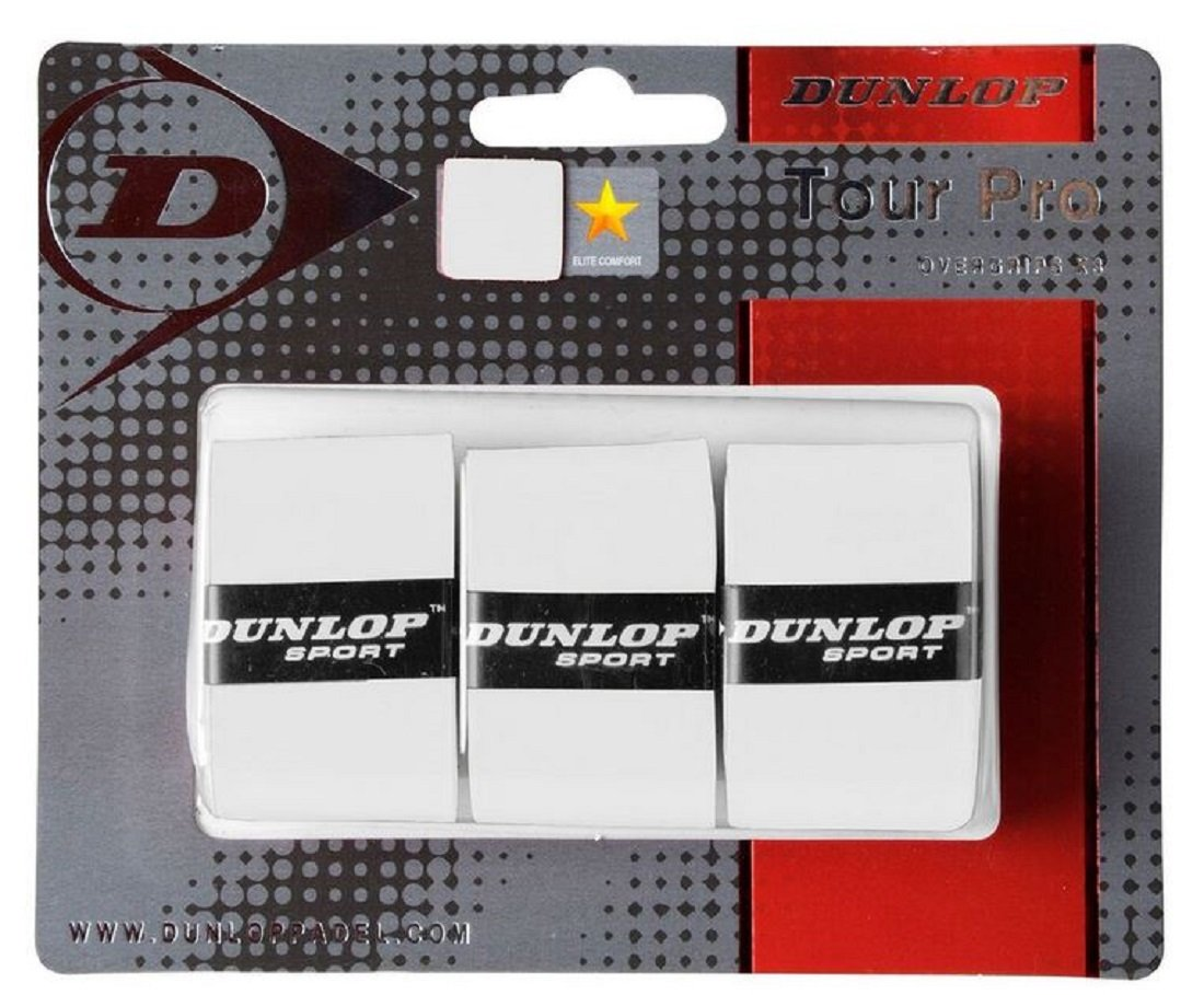 Dunlop Overgrip Tour Pro Pack 3-BL