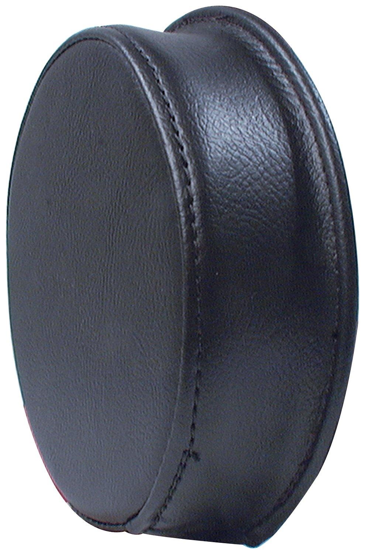 Allstar ALL52320 Black Vinyl Round Design Steering Wheel Pad with Velcro Strap