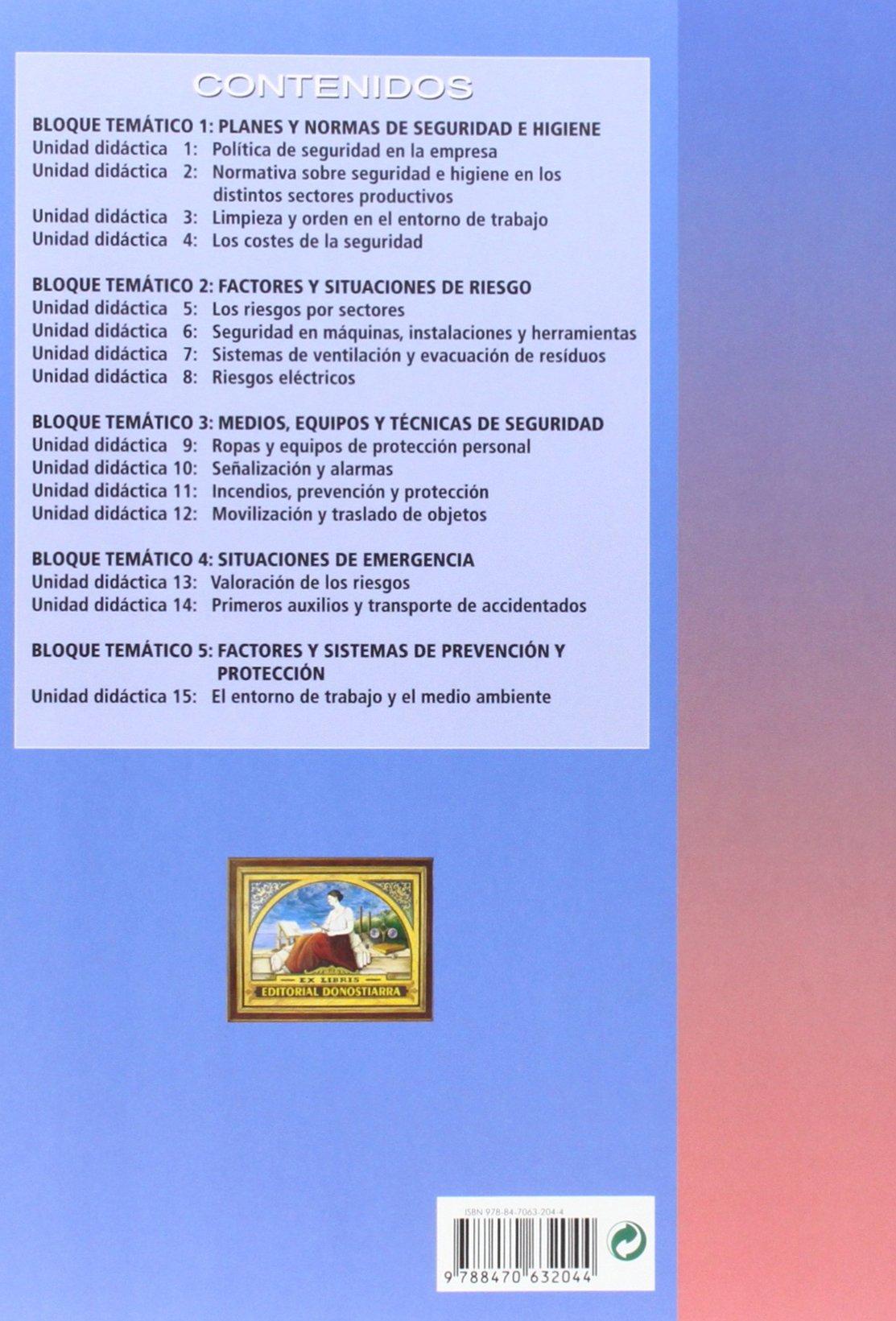 Seguridad en...: C.F. de Grado Medio y Superior.: Amazon.es ...