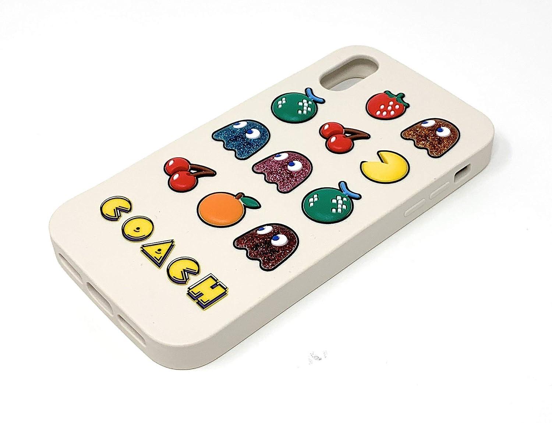 Coach - Carcasa para iPhone XR, diseño de Pac-Man: Amazon.es ...