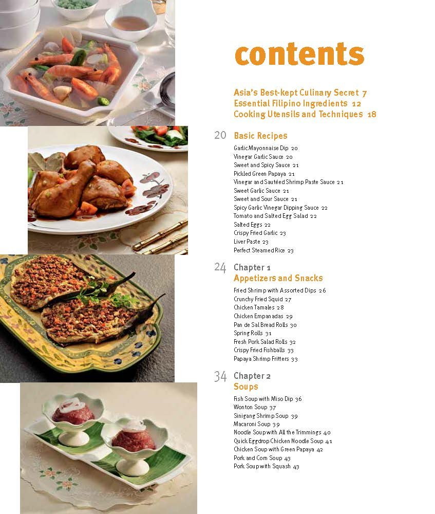 The filipino cookbook 85 homestyle recipes to delight your family the filipino cookbook 85 homestyle recipes to delight your family and friends miki garcia luca invernizzi tettoni 9780804847674 amazon books forumfinder Images