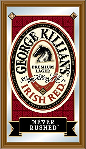 George Killian s Irish Red Framed Logo Mirror