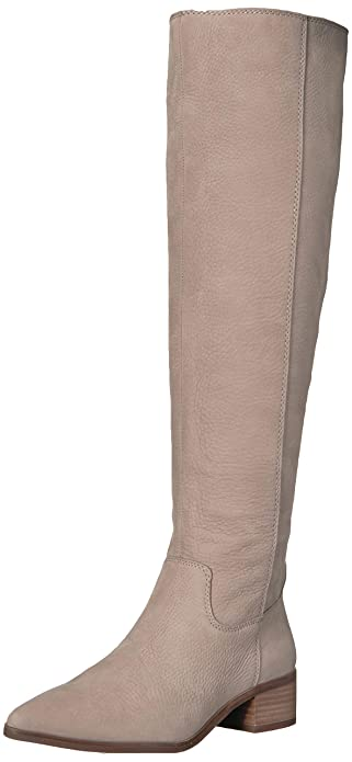 Lucky Brand Women/'s FANTINE Fashion Boot TAPENADE