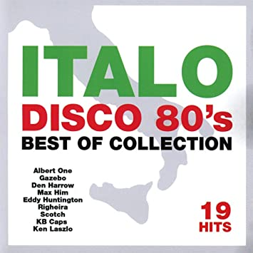Italo Disco 80's - Best of Collection