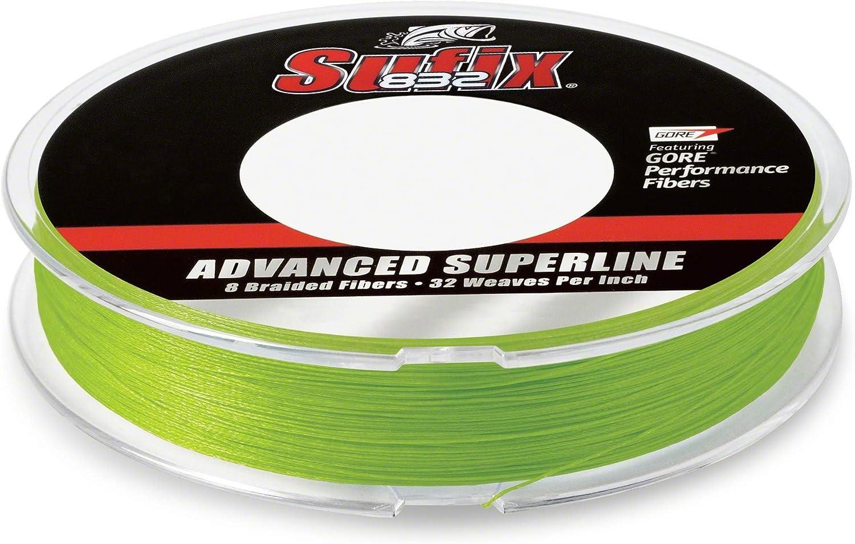 Sufix 832 Braid 300 yd Line
