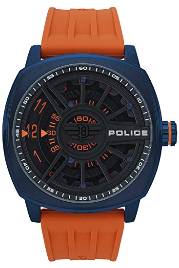 POLICE Speed Head Relojes Hombre R1451290004
