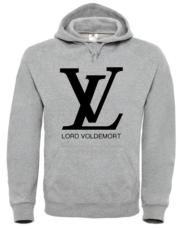 BlackSweatshirt Lord Voldemort Sudadera/Harry Potter/Hogwarts Sudadera: Amazon.es: Ropa y accesorios