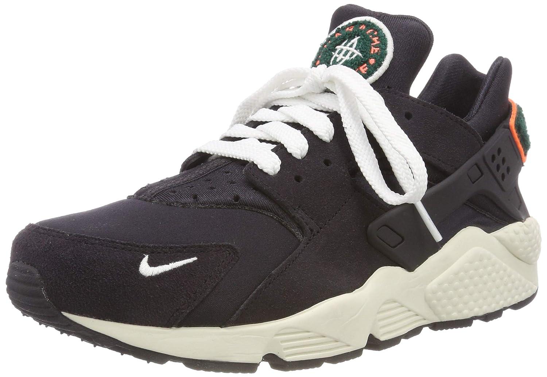 MultiCouleure (Oil gris Sail Rainforest Bright Mango 015) Nike Air Huarache Run PRM, Chaussures de Running Compétition Homme 41 EU