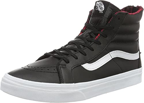 Vans SK8_Hi Slim Zip | Sneaker High Damen | 4qAXv