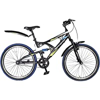 Hero RX2 SS Single Speed Sprint Cycle without Disc Brake (Black/Blue)