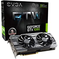 EVGA GeForce GTX 1080 FTW ACX 3.0 8GB Gaming Card