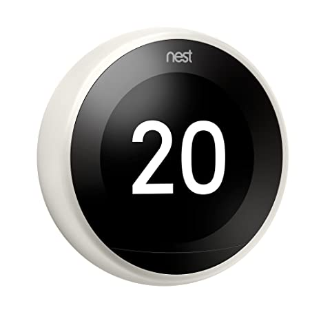Nest Learning 3 A Generación - Termostato Inteligente, color ...