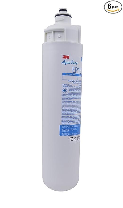 Amazon.com: 9.8 foot Aqua-Pure debajo del fregadero cartucho ...