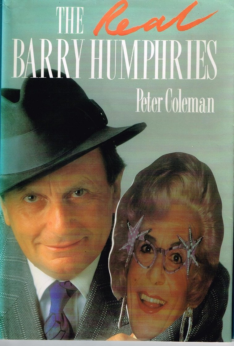 The Real Barry Humphries  English Edition