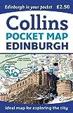 Edinburgh Pocket Map (Maps)
