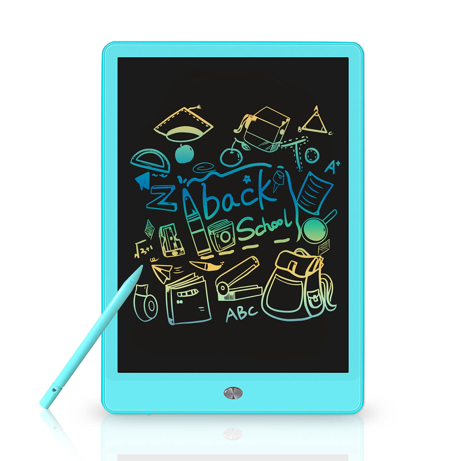 LLXZB LCD Writing Board 10 Inch Colorful Screen Doodle Board Educational Toys