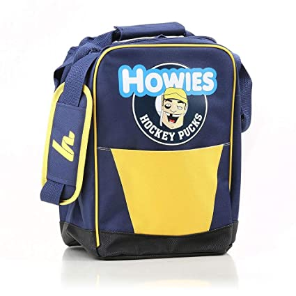 Amazon.com: Howies cinta de hockey puck bolsa funda de ...