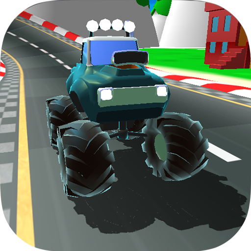 Game:Cartoon Racing Fever]()