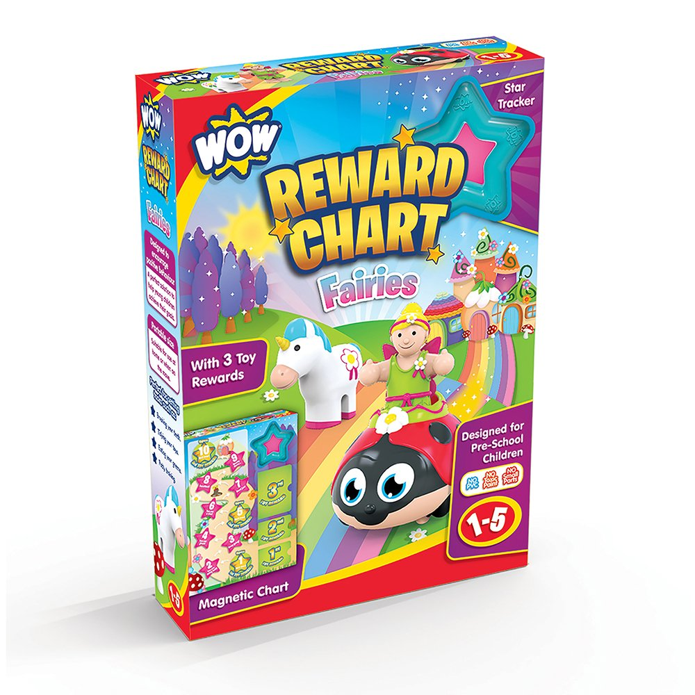 Rewards Charts Fairies by Breyer