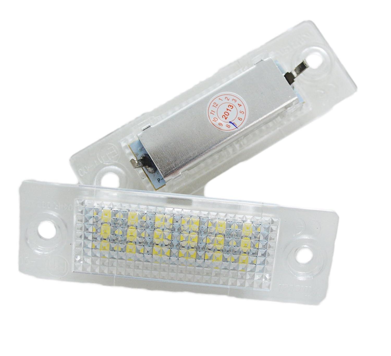 Handycop Kennzeichenbeleuchtung für Caddy Amazon Elektronik