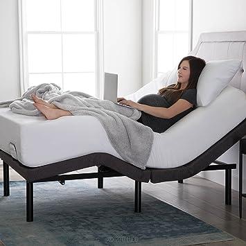 Swell Amazon Com Lucid L300 Adjustable Bed Base 5 Minute Download Free Architecture Designs Intelgarnamadebymaigaardcom