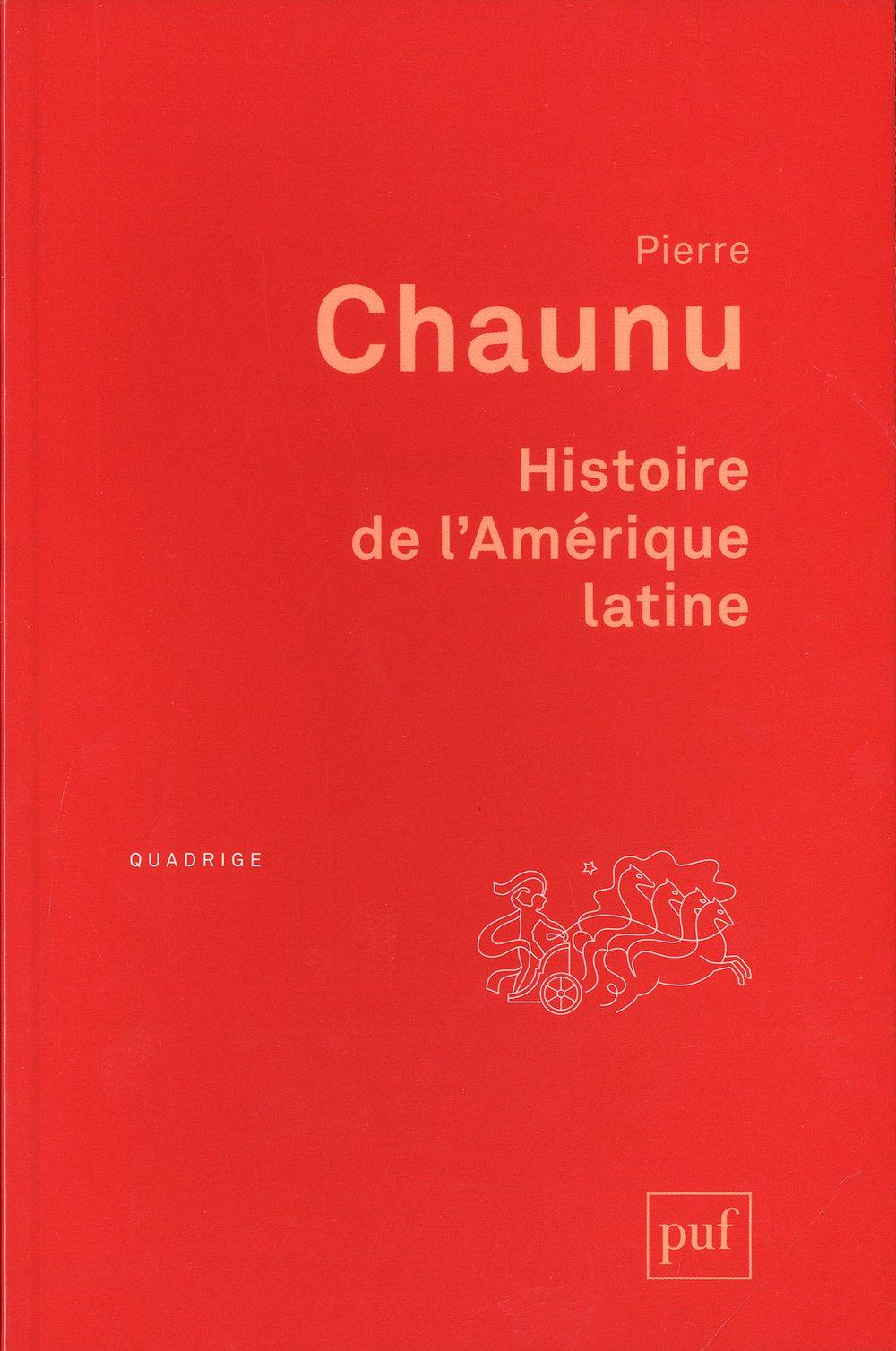 Histoire de lamerique latine (Quadrige): Amazon.es: Chaunu ...