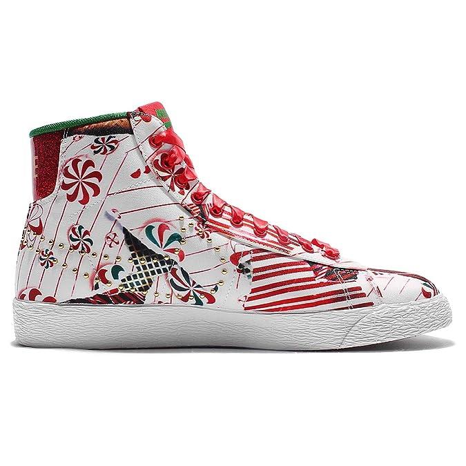 Nike Damen Wmns Blazer Mid QS Turnschuhe, Rot: Amazon.de: Schuhe &  Handtaschen