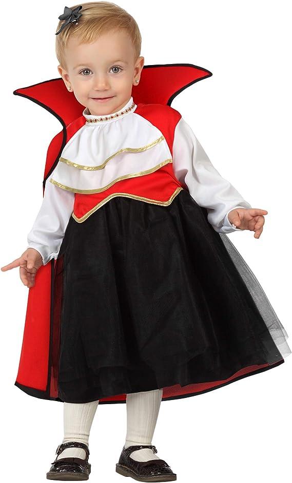 Atosa 26770 Disfraz vampiresa 12-24 meses, talla niña: Amazon.es ...